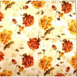 AKCIÓS szalvéta - rózsa