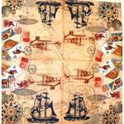 AKCIÓS - hajós, bélyeges