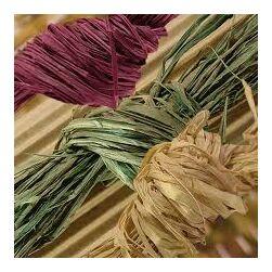 Raffia különböző színekben 25g