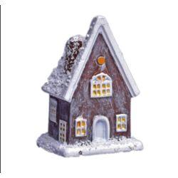Havas mini házikó