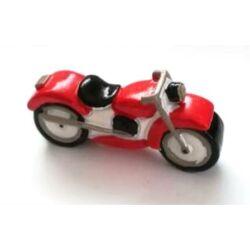 Motor piros