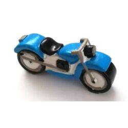 Motor kék