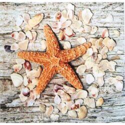 Szalvéta - Tengeri csillag