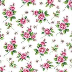 Szalvéta - Rózsaszálak