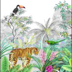 Szalvéta - Trópusi paradicsom