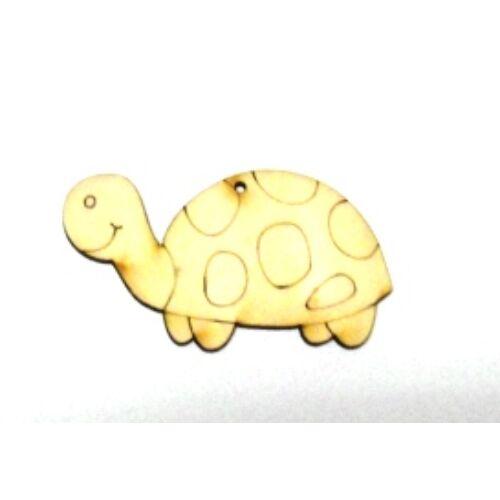 Fafigura - Teknősbéka