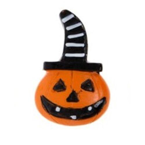 Öntapadós halloween tök sapkában